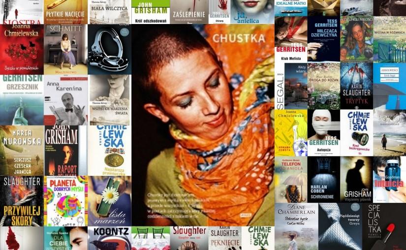 Książkowe podsumowanie 2013 roku