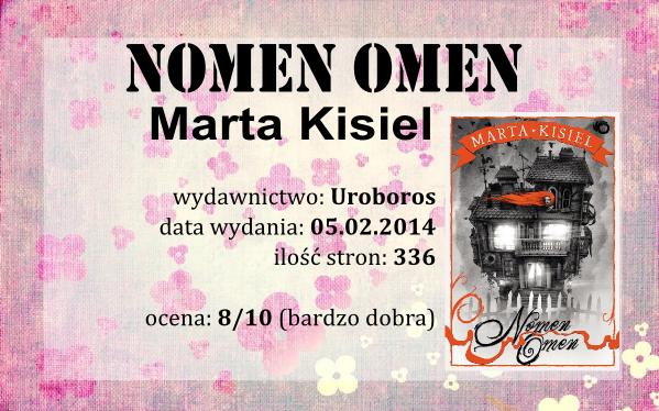 Marta Kisiel- Nomen Omen