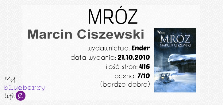 Marcin Ciszewski - Mróz