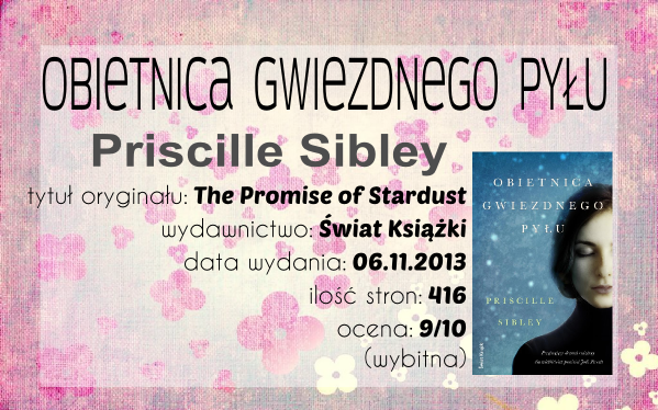 Priscille Sibley- Obietnica Gwiezdnego Pyłu