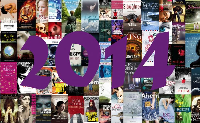 Książkowe podsumowanie 2014 roku