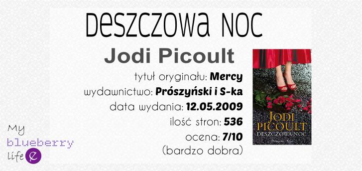 Jodi Picoult- Deszczowa noc