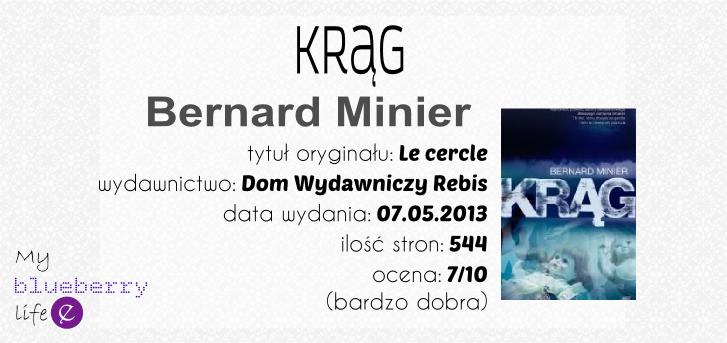 Bernard Minier - Krąg