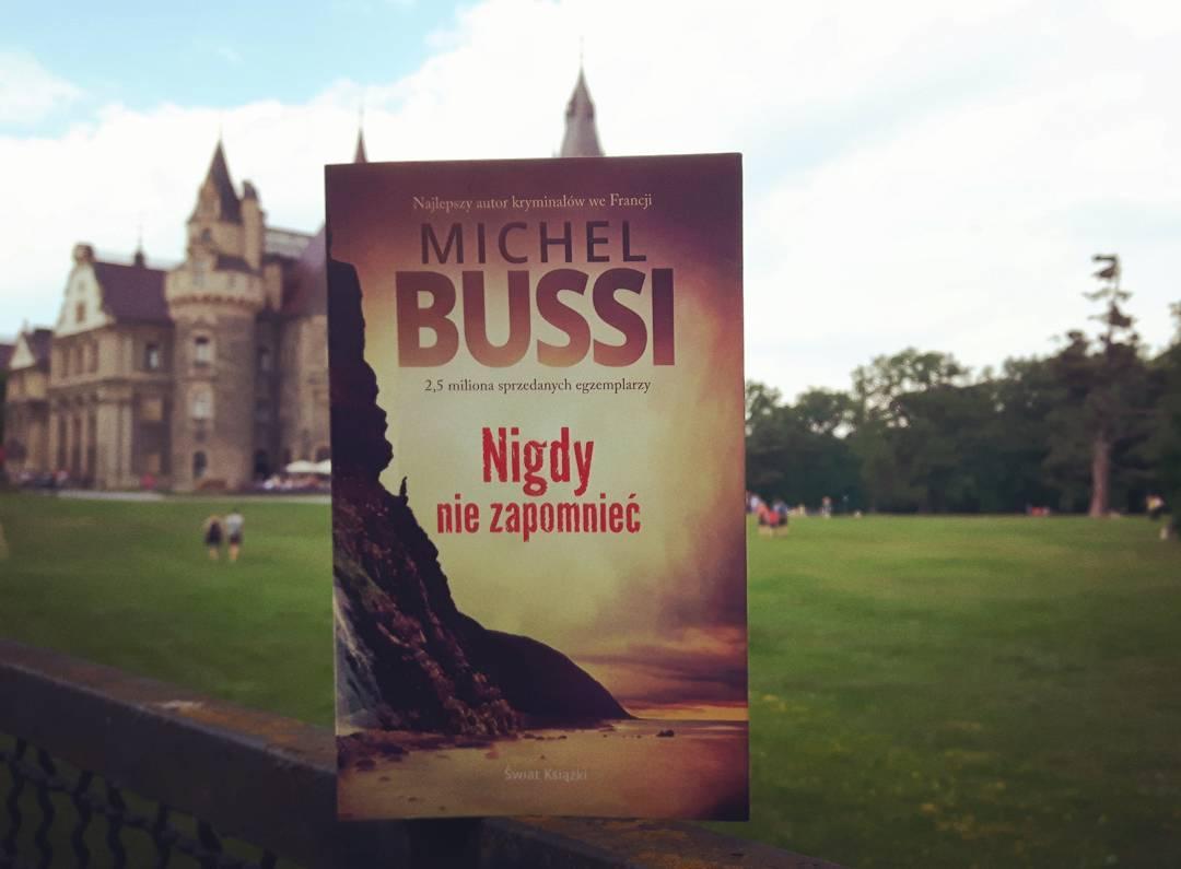 """PRZEDPREMIEROWO! Michel Bussi """"Nigdy nie zapomnieć"""""""