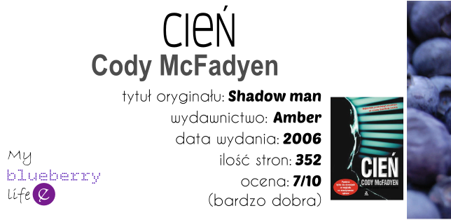 Cody McFadyen - Cień