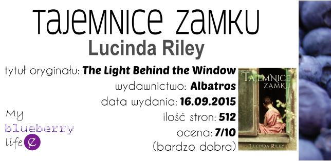 Lucinda Riley - Tajemnice zamku
