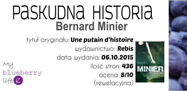 Bernard Minier - Paskudna historia