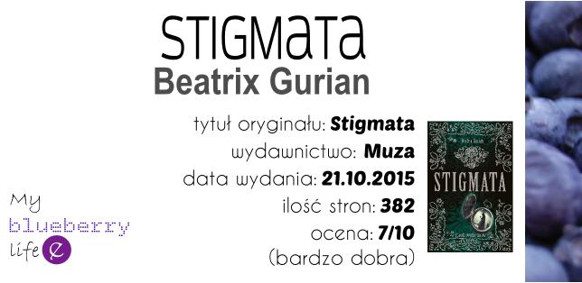 Beatrix Gurian - Stigmata