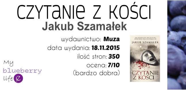 Jakub Szamałek - Czytanie z kości