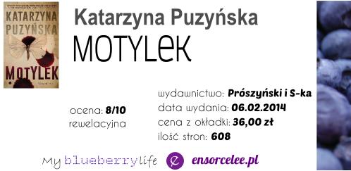 Katarzyna Puzyńska - Motylek