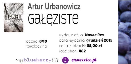 Artur Urbanowicz - Gałęziste