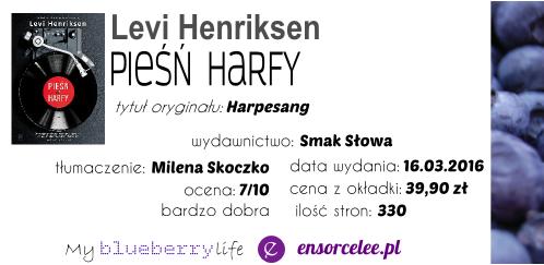 Premiera! Levi Henriksen - Pieśń harfy