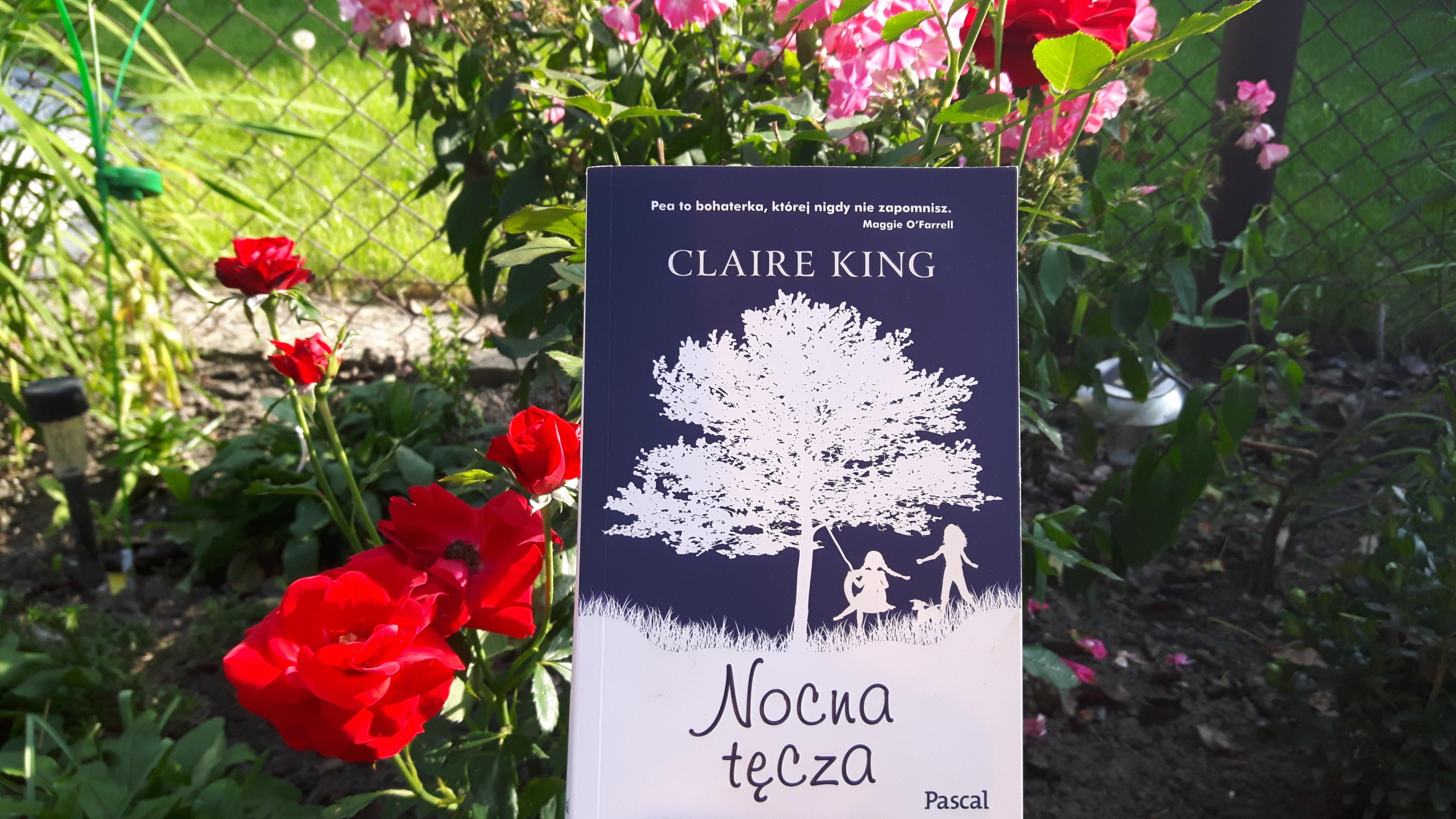 """Claire King """"Nocna tęcza"""""""