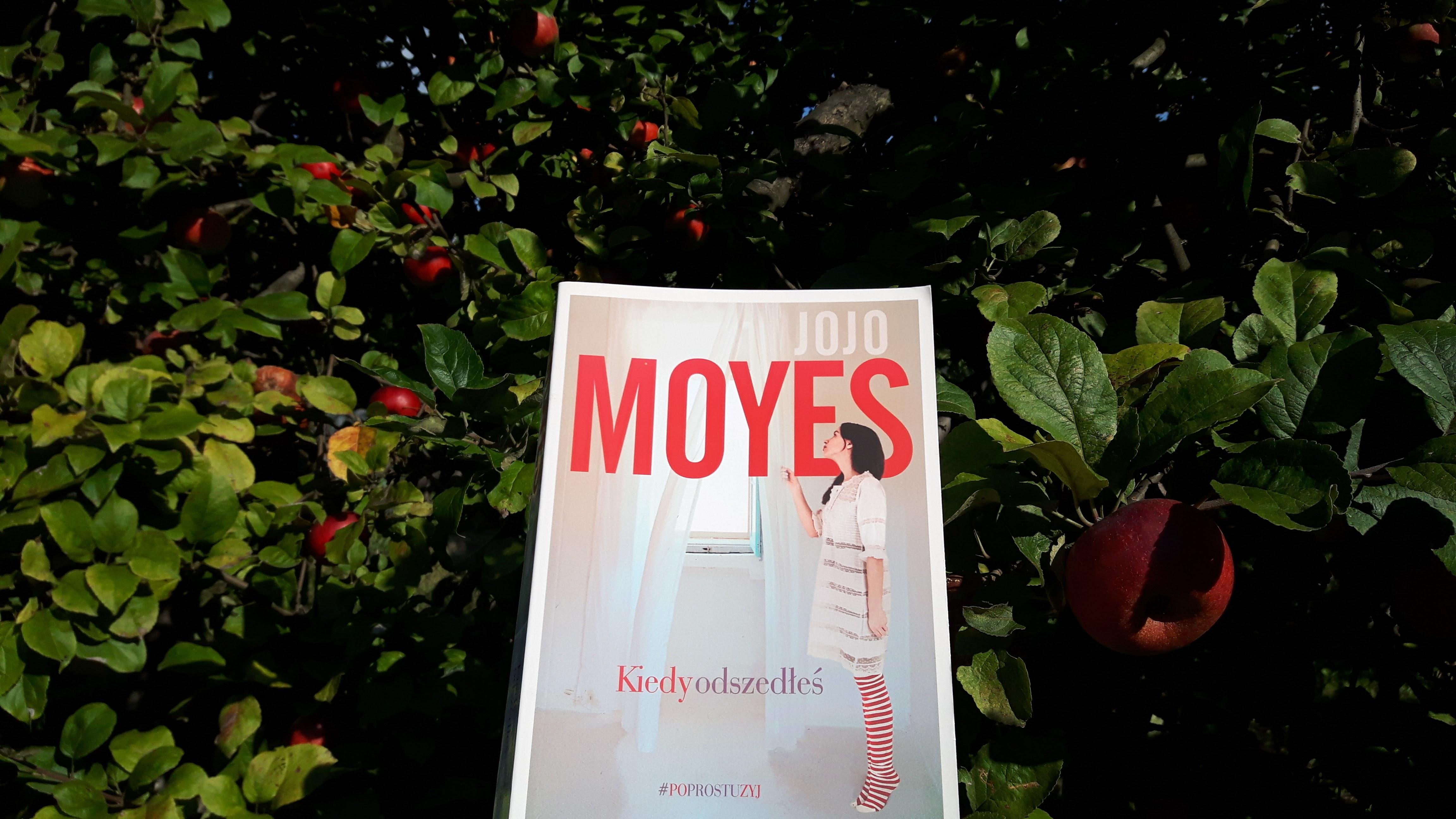 """Jojo Moyes """"Kiedy odszedłeś"""""""