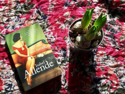 """Isabel Allende """"Japoński kochanek"""""""