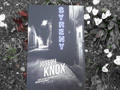 """Joseph Knox """"Syreny"""""""