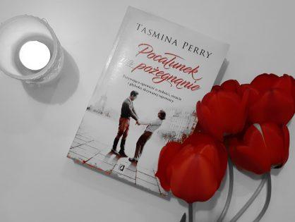 "Tasmina Perry ""Pocałunek na pożegnanie"""