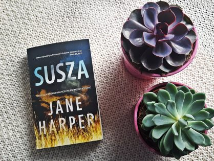 "Jane Harper ""Susza"""