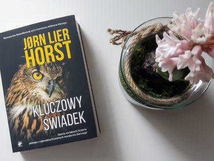 """Przedpremierowo: Jørn Lier Horst """"Kluczowy świadek"""""""