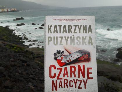 """Katarzyna Puzyńska """"Czarne narcyzy"""""""