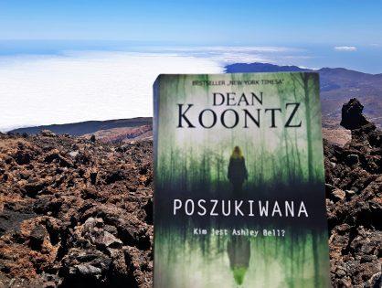 "Dean Koontz ""Poszukiwana"""