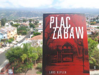 "Lars Kepler ""Plac zabaw"""
