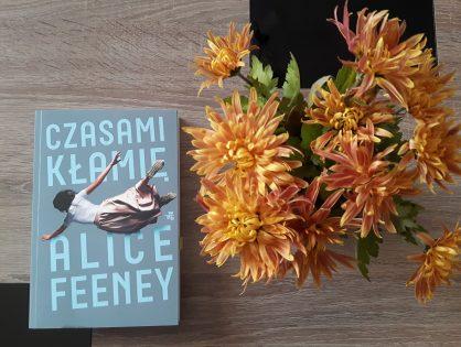 """Alice Feeney """"Czasami kłamię"""""""