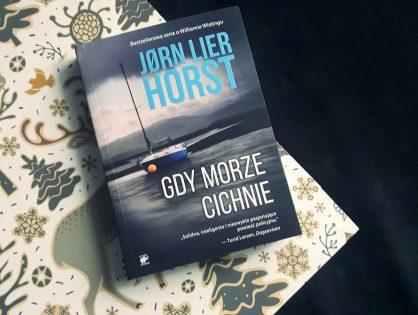 """Jørn Lier Horst """"Gdy morze cichnie"""""""