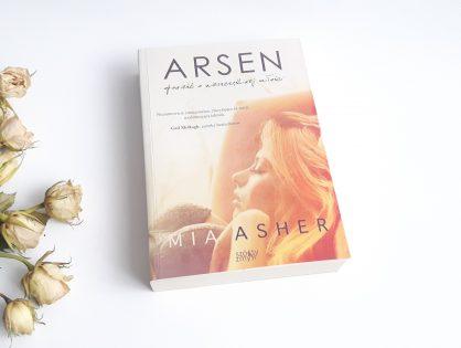 """Mia Asher """"Arsen"""""""