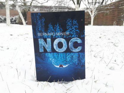"Bernard Minier ""Noc"""