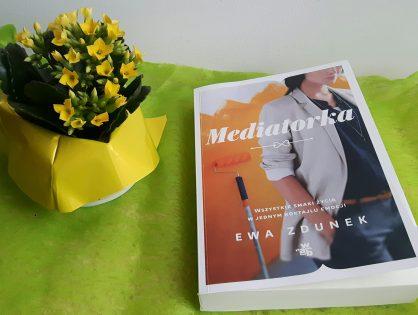 """Przedpremierowo! Ewa Zdunek """"Mediatorka"""""""