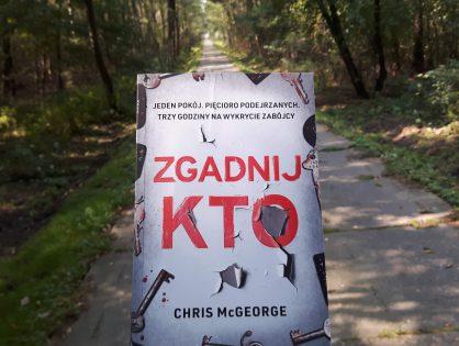 """Chris McGeorge """"Zgadnij kto"""""""
