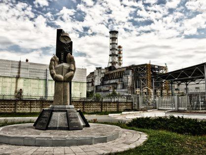 """Recenzja Ewy: Adam Higginbotham """"O północy w Czarnobylu"""""""