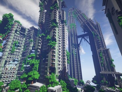 "Recenzja Ewy: Catherynne M. Valente ""Minecraft. Kres"""
