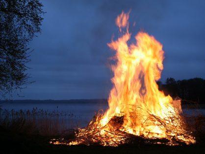 """Recenzja Ewy: Anders de la Motte """"Zimowy ogień"""""""