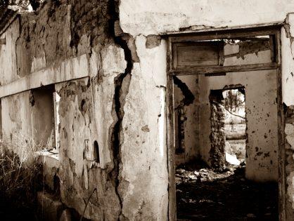 "Recenzja Ewy: Juan Gabriel Vásquez ""Kształt ruin"""