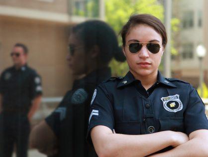 """Recenzja Ewy: Marianna Fijewska """"Policjantki. Kobiece oblicze polskich służb"""""""